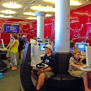 Интернет-кафе Калачинска