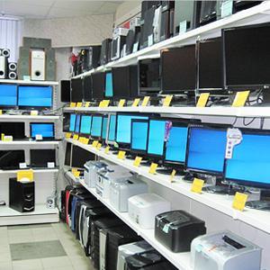 Компьютерные магазины Калачинска