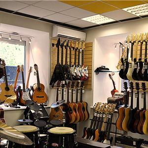 Музыкальные магазины Калачинска