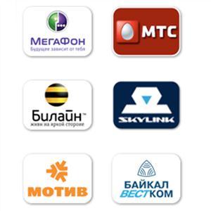 Операторы сотовой связи Калачинска