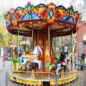 Парки культуры и отдыха Калачинска