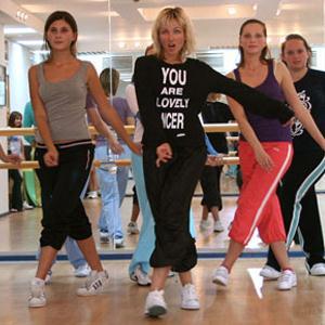 Школы танцев Калачинска