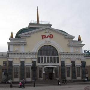 Железнодорожные вокзалы Калачинска